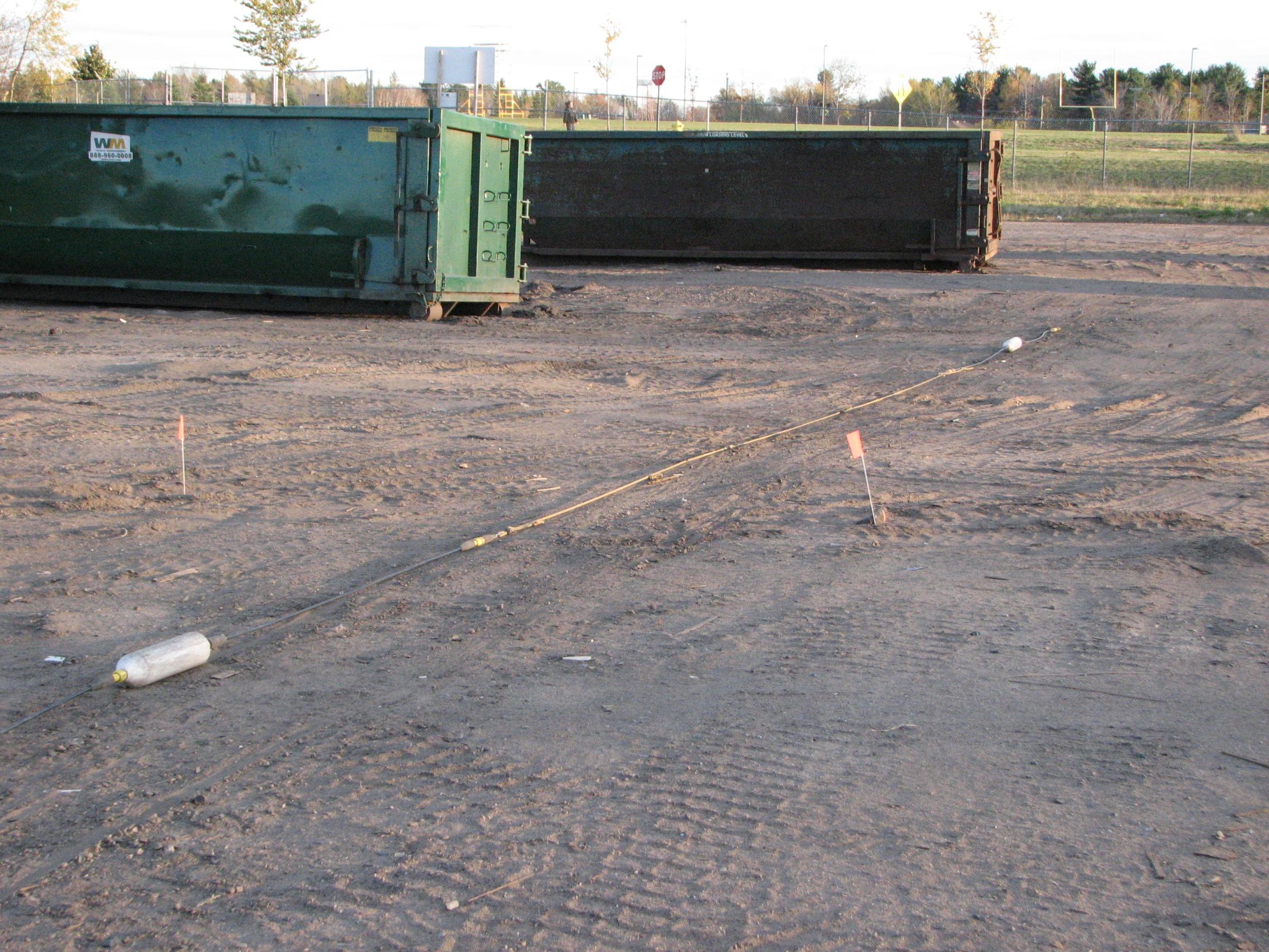 Earth resistivity measures electrical resistivity soil for Soil resistivity